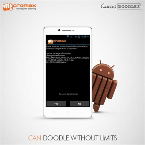 doodle new update walkthrough micromax canvas doodle 3 a102 gets ota update to android 4