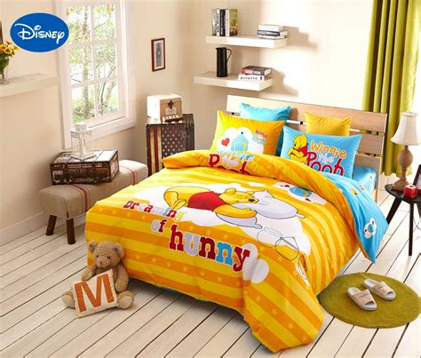 winnie the pooh bedroom sets winnie the pooh duvet set promotion shop for promotional