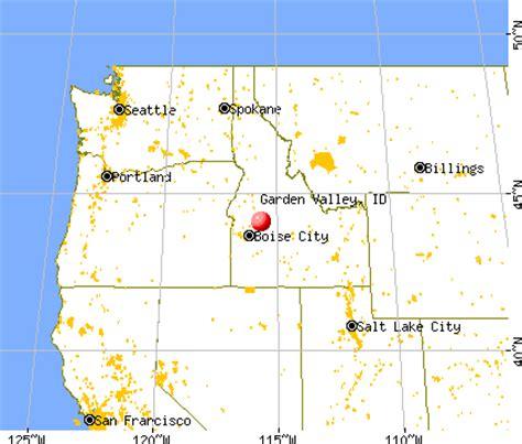 Garden City Idaho Map Garden Valley Idaho Id 83622 Profile Population Maps