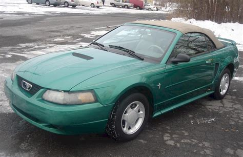 electric green 2001 mustang paint cross reference