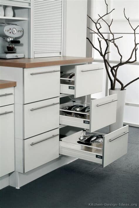 kitchen countertop storage drawers pictures of kitchens modern white kitchen cabinets