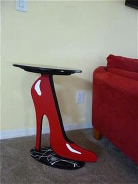 high heel table high heel shoes glass table high heel sandals