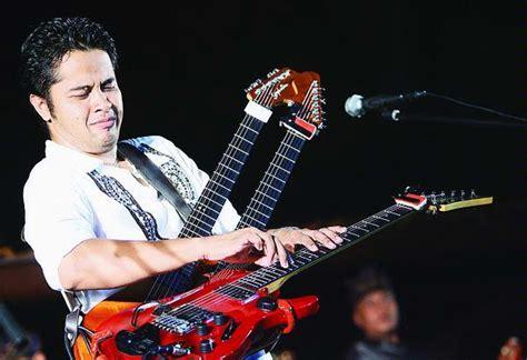 doodle nama rani gitaris terbaik indonesia putra sawitto