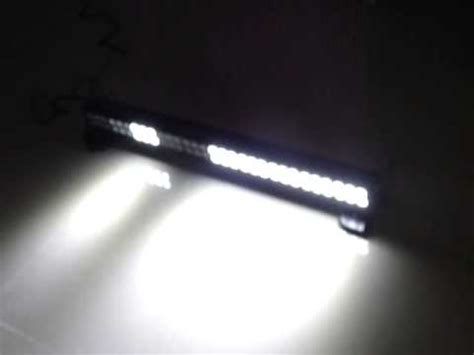 60w Multifunctional Strobe Led Light Bar Youtube Led Strobe Light Bars