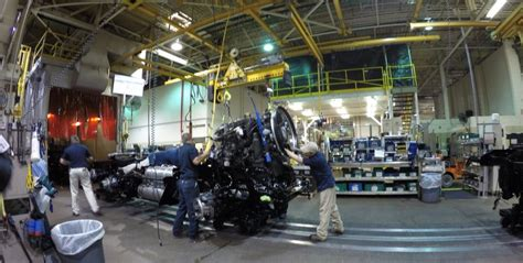 kenworth chillicothe jobs kenworth invests 17m into mfg plant to enhance truck quality