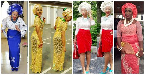 latest irou and buba styles 6 stunning iro buba collection in a million styles