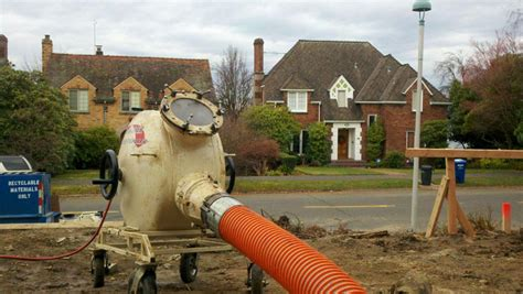 Trenchless Sewer Repair Trenchless Sewer Repair In Boulder