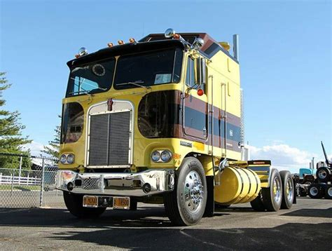 kw cabover kenworth cabover rides truck driver