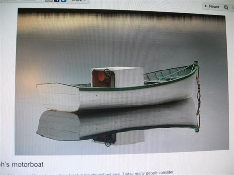 boat building newfoundland newfoundland motor boat canadian woodworking and home
