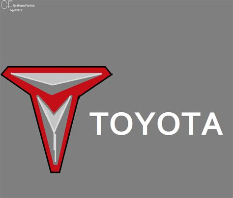 toyota old logo toyota emblem old by mahboi dinner on deviantart