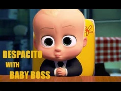 despacito the baby boss baby dance despacito baby boss funny baby dance best