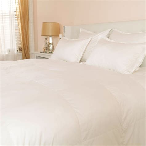 down comforter 650 fill power 650 fill power white duck down 400 thread count sateen