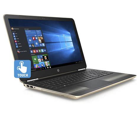 Ram Laptop Hp Pavilion hp 15 au030wm pavilion laptop i5 6200u 2 30ghz 8gb ram 1tb hdd modern gold vip outlet