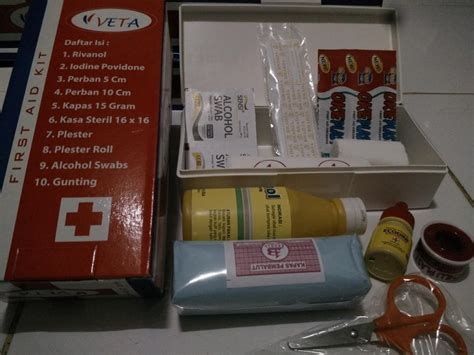 Kotak Cincinakik Untuk 10 Biji Beli 3 Gratis 1 jual kotak p3k harga murah jakarta oleh pt satria safety indonesia