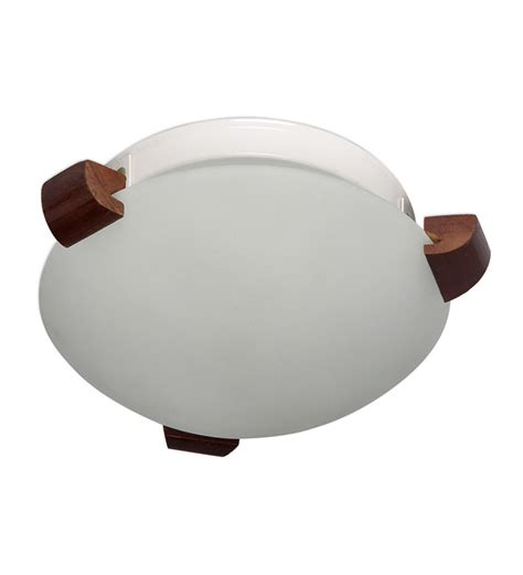 fos lighting simple ceiling light with wooden cls by
