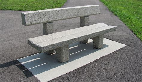 college bench college bench b5100 doty concrete
