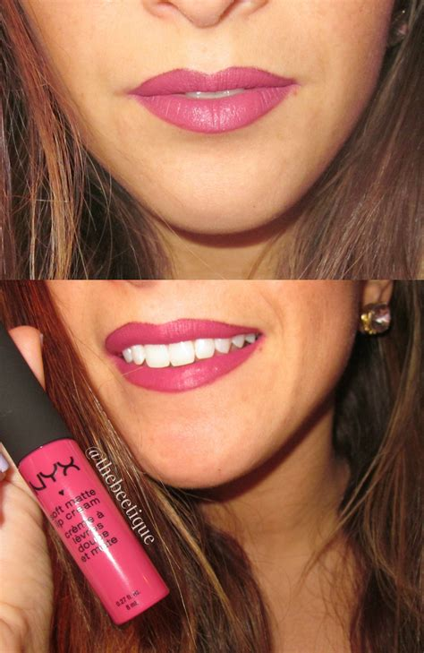 Nyx Prague nyx soft matte lip haul the beetique