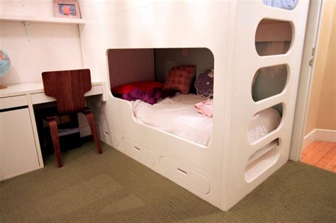 modern kids beds bunk bed modern bunk beds new york by nr wood
