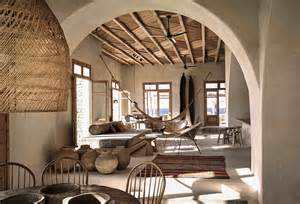i home interiors bohemian luxury at scorpios mykonos