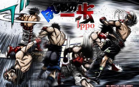 Fight Ippo 65 fonds d 233 cran hajime no ippo page 1