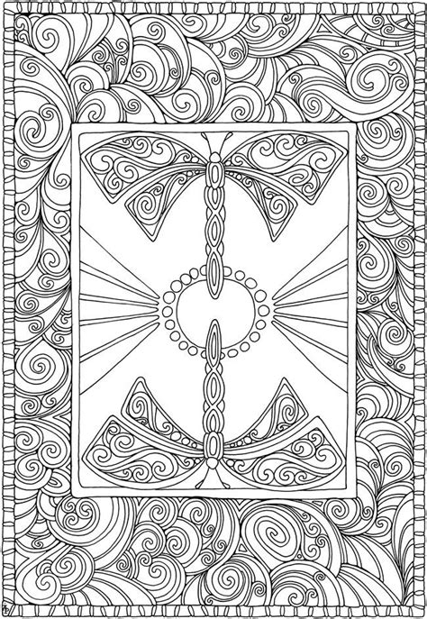 dover publications coloring books creative entangled dragonflies coloring book welcome