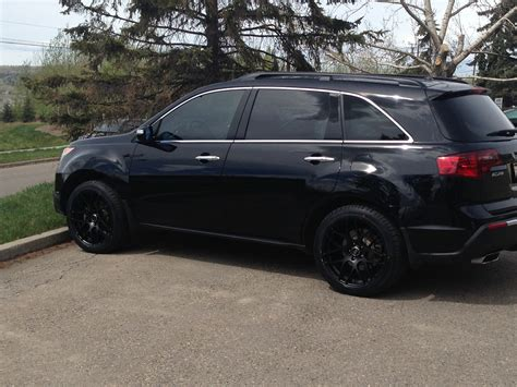acura jeep 2009 pics of 2nd generation mdx with aftermarket rims page 34