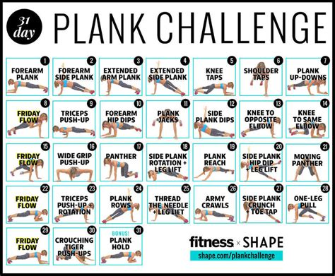 epiphany essentials wellness wednesdays plank it out