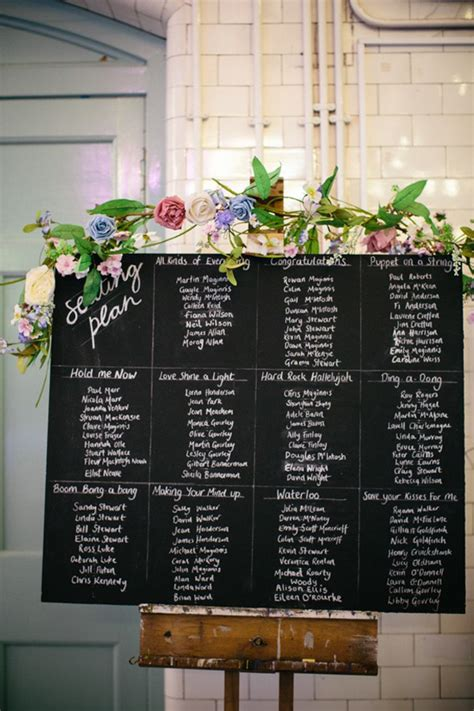 board table plans 18 creative ways to display your wedding table plan