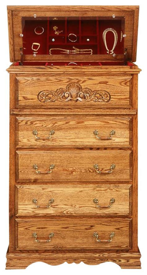 victorian jewelry armoire 5 drawer flip top antique jewelry armoire victorian