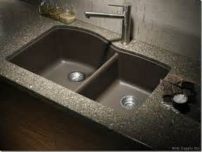 Kitchen Sinks Granite The Granite Gurus Faq Friday Does The Kitchen Sink Need To Match The Appliances