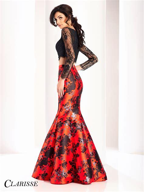 Set 3in1 Longdress Black clarisse prom dress 4808 promgirl net