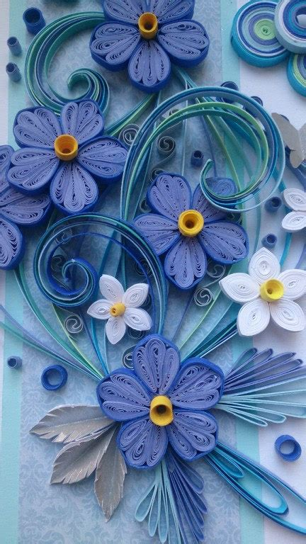 tutorial tablouri quilling quilling card by quillingbykadriya on etsy quilling 3d