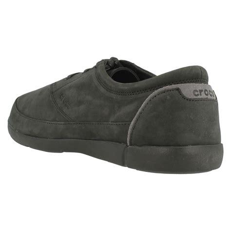 Casual M Shoes mens crocs casual shoes ellicott lace m ebay