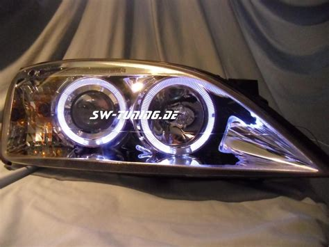 Led Len Kaufen Günstig by Eye Headlights Ford Mondeo Mk3 00 07 Chrome Tuning