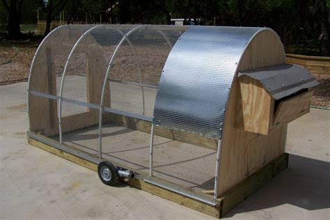 mobili coop mobile chicken coop plans 6 diy portable chicken coop