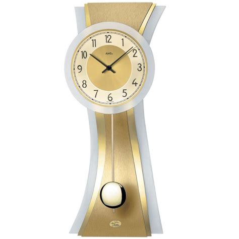 stylish wall clocks ams 7267 stylish quartz wall clock
