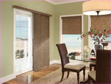 Types Of Blinds For Sliding Glass Doors Best Window Treatments For Sliding Glass Patio Doors Home Intuitive