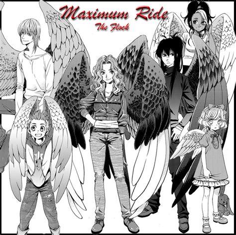 maximum ride read maximum ride the flock