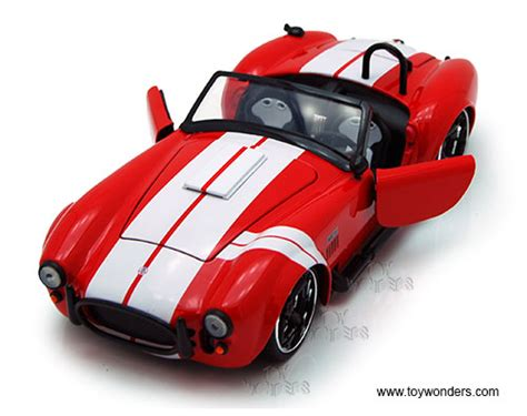 Toys Shelby Cobra 427 Sc Bigtime 1965 shelby cobra 427 s c convertible 90540yv 1 24 scale