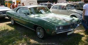 ford usa 1971 torino 500 2door hardtop coupe the history