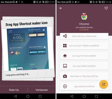 android app maker app shortcut maker android app chip