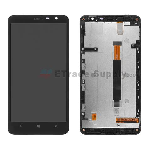 Frame Lcd Dalam Nokia N93 Original nokia lumia 1320 lcd screen and digitizer assembly with