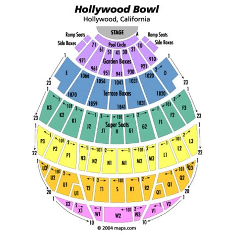 hollywood bowl section f3 questions yahoo answers