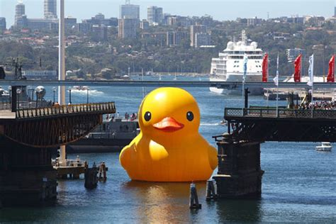 Rubber Duck Pittsburgh Location by Rubber Duck 54foot World Traveler Tours Osaka