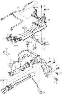 buy porsche cayenne mki 955 2003 06 water coolant hoses design 911