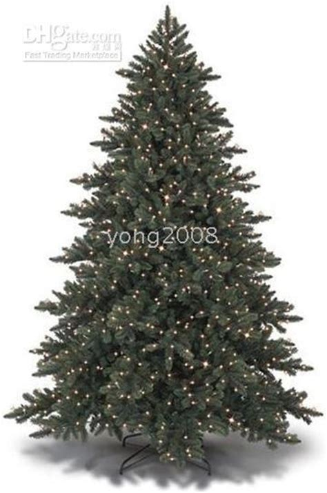 2017 on sale artificial christmas trees 7 5ft pvc tree