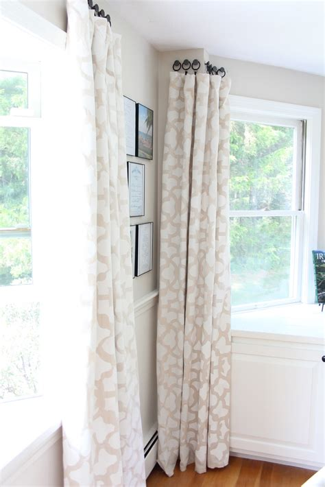 stenciled drop cloth curtains stenciled drop cloth curtain tutorial shine your light