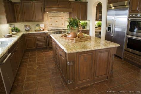 walnut kitchen pictures of kitchens traditional dark wood kitchens