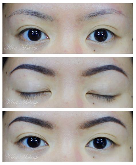 Makeup Forever Eyebrow Gel product of the week mufe aqua brow kirei makeup