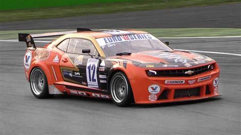 camaro racing solaris motorsport chevy camaro eurov8 series race car
